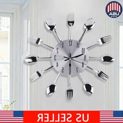 """12.4"""" Stainless steel knife and fork spoon kitchen restauran"""