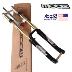 """26"""" ZOOM DH Downhill Suspension 20mm Thru Axle Bicycle Mount"""