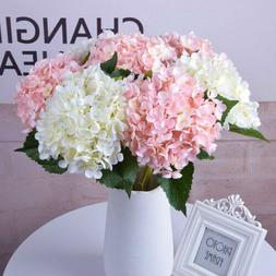 Artificial 11 Forks Hydrangea Home Garden Wedding Decoration