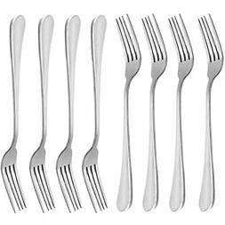 Dinner Forks, MCIRCO 18/10 Heavy-duty Stainless Steel Dinner