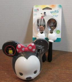 The First Years Disney Mickey Mouse Easy Grasp Flatware?