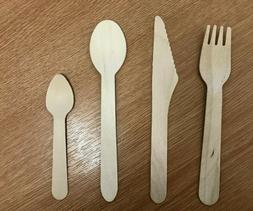 # Disposable Biodegradable Wooden Cutlery Eco Friendly Knife
