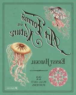 Ernst Haeckel: Art Forms in Nature: 22 Pull-Out Posters by E