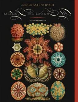 Ernst Haeckel: Art Forms in Nature : Coloring Book