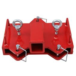 forklift ball hitch attachments 2 trailer hitch