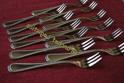 deluxe pearl oyster fork set