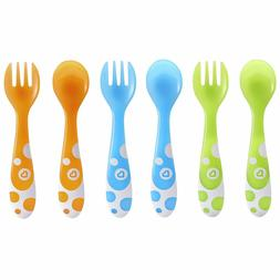 6 piece fork and spoon set