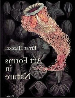 NEW - Art Forms in Nature: The Prints of Ernst Haeckel