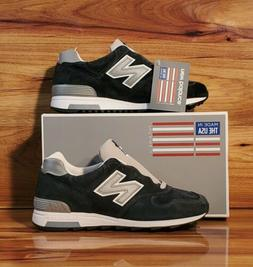 """New Balance Made In USA """"J Crew x 1400"""" Collab Navy/Silver M"""