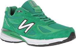 NEW MEN'S NEW BALANCE M990NG4 GREEN SIZE 11.5 MADE IN USA MS